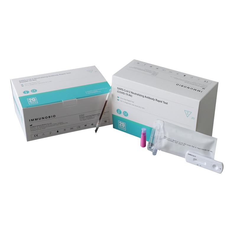 Neutralizing Antibodies test